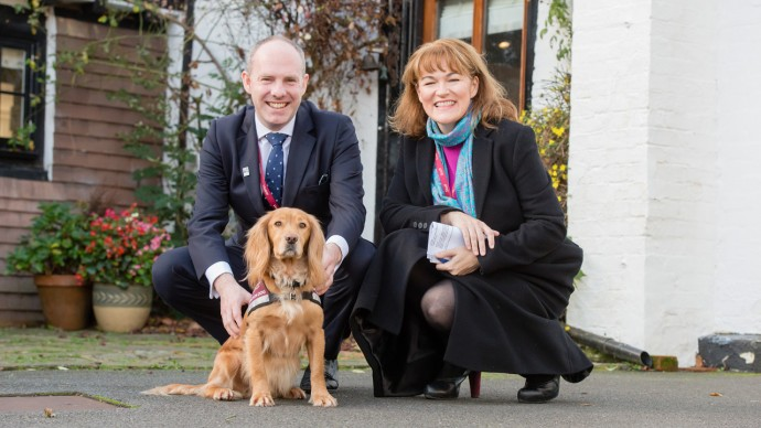 Justin Tomlinson MP welcomes legislation to end puppy and kitten farming